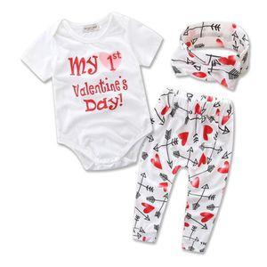 15dd28ce71d6 Ensemble de vêtements Bébé Ensemble de vêtements valentin est le jour 0- ...