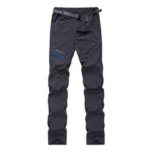 PANTALON SPORT MONTAGNE Pantalon Randonnée Homme Exterieur Pantalon Imperm cc980a4e238