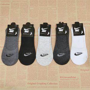 CHAUSSETTES 5 paires Nike Chaussettes homme invisibles Coton c