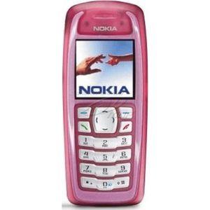 TELEPHONE PORTABLE RECONDITIONNÉ Nokia 3100 Rouge