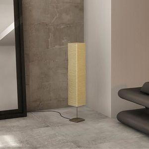LAMPADAIRE Lampe de salon sur pied 22 x 22 x 135 cm lampadair