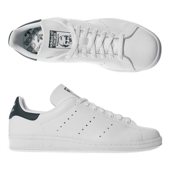 1b9a50829f8 ADIDAS Stan Smith 80s Homme - Achat   Vente basket - Cdiscount