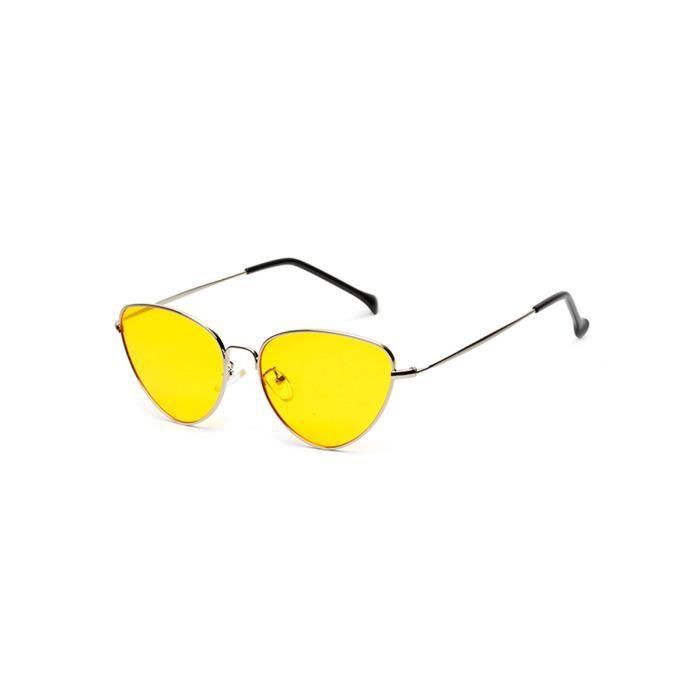 Lunettes Cat Eye rétro femmes Faddish Accessoires des sélectionl soleil 995 de style xwCxqFAH