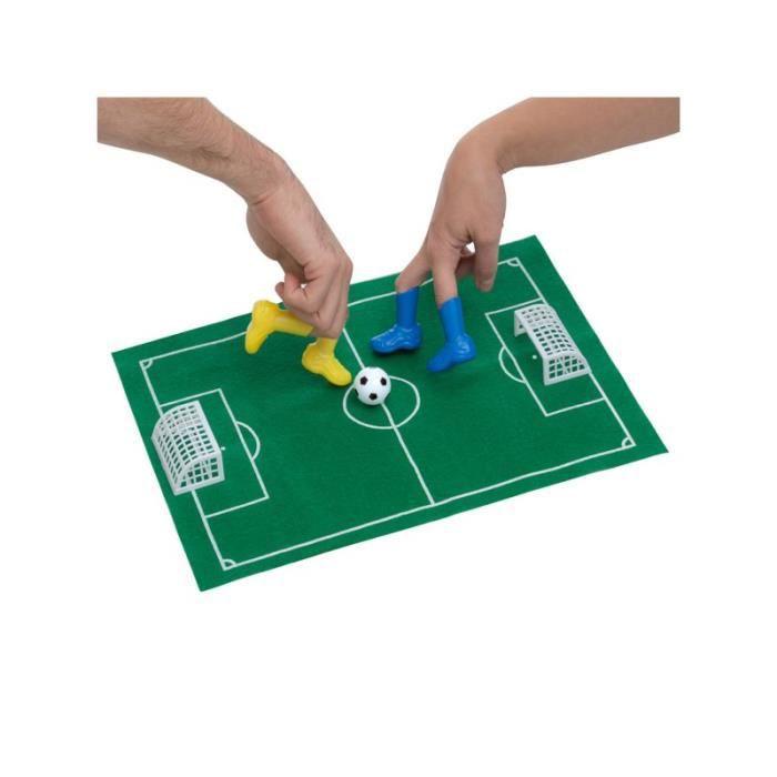 Jeu de football avec doigts 8 pi ces achat vente jeu soci t plateau cdiscount - Jeux de foot de la coupe du monde ...