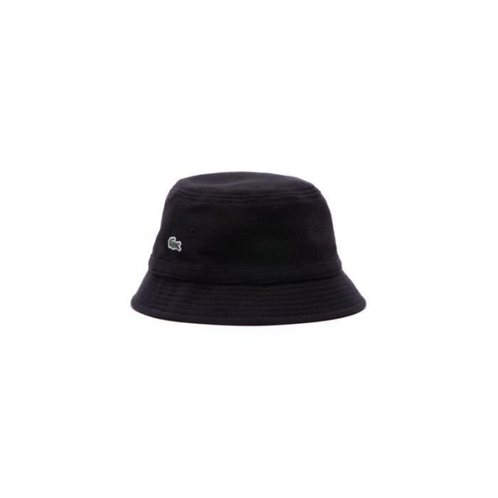 fcfabe4d4c Bob Lacoste en coton piqué rk8490 - Achat / Vente chapeau - bob ...