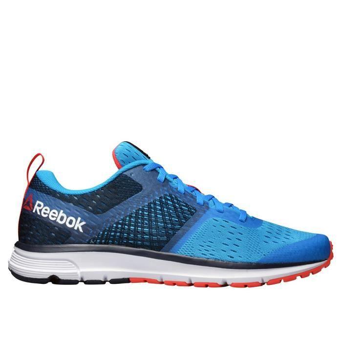 Reebok Sneaker classique 1QSUX5 Taille-39 1-2 Bleu Bleu - Achat / Vente basket  - Soldes* dès le 27 juin ! Cdiscount