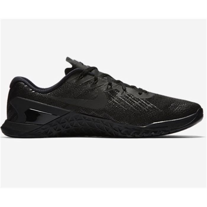 Nike Metcon Noir - Chaussures Baskets basses Homme