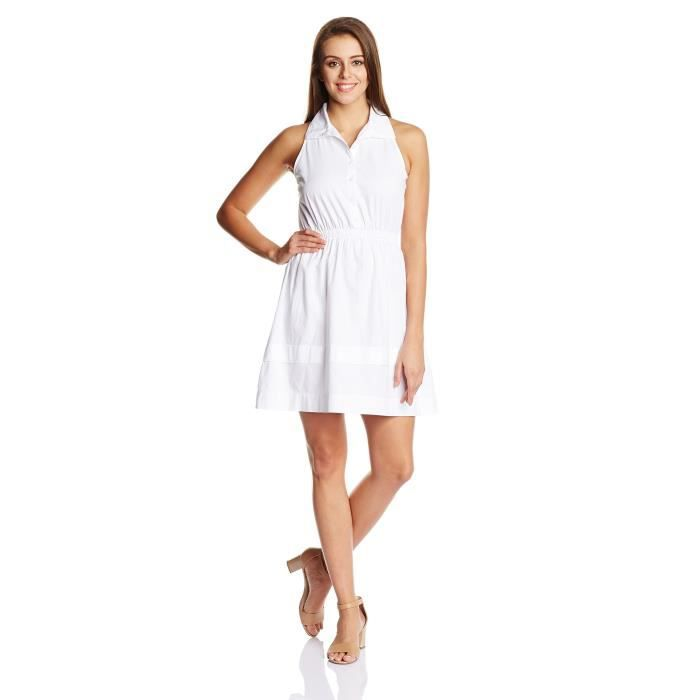People Womens Cotton A-line Dress PA8VT Taille-34