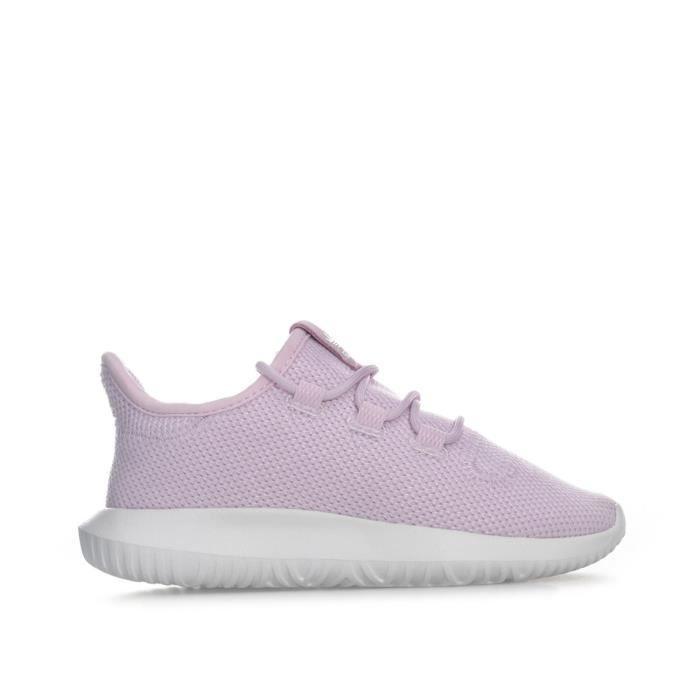 purchase cheap 75664 d78fc Baskets adidas Originals Tubular pour fille en rose