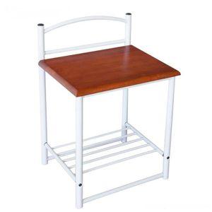 Table De Chevet De 35cm Achat Vente Table De Chevet De