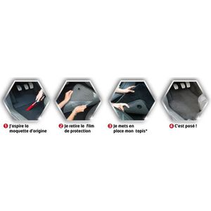 tapis 308 achat vente tapis 308 pas cher cdiscount. Black Bedroom Furniture Sets. Home Design Ideas