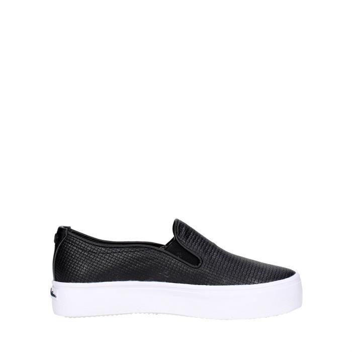 U.s. Polo Assn Slip-on Chaussures Femme Noir, 37