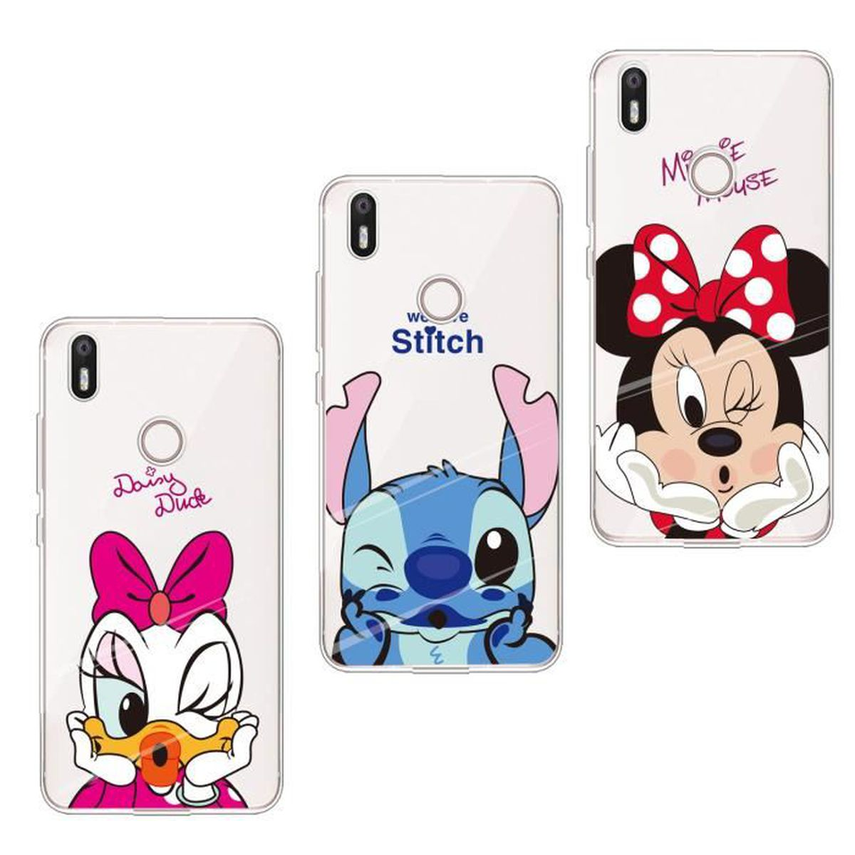 huawei p smart 2019 coque silicone disney