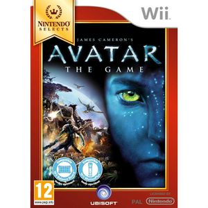 JEU WII AVATAR THE GAME EDITION SPECIALE / Wii