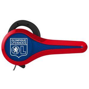 KIT BLUETOOTH TÉLÉPHONE Oreillette gaming OL Olympique Lyonnais pour PS4 -