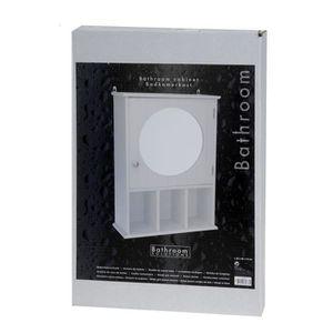 armoire pharmacie avec miroir achat vente pas cher. Black Bedroom Furniture Sets. Home Design Ideas