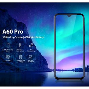 SMARTPHONE Télephone Portable débloqué 4G, (2019) Blackview A