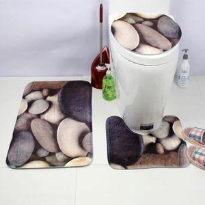 tapis salle de bain galet achat vente tapis salle de bain galet pas cher cdiscount. Black Bedroom Furniture Sets. Home Design Ideas