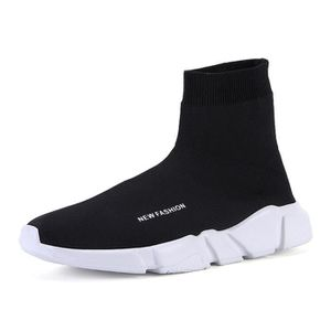 BASKET Sneaker femme élastique Chaussures décontractées M