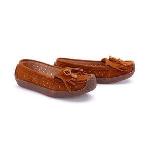 Loafer Femme Qualité Supérieure Nouvelle Classique Loafers Confortable Rétro Mode Loisirs Chaussure Elégant Nouvelle arrivee 34-42 bZeAi0