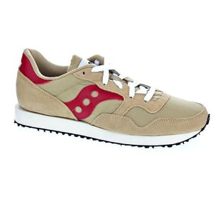 DERBY Baskets basses - Sauày Dxn Trainer  Homme  Beige