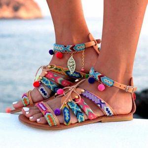 Vente Sandale Femme Achat Pas Cher Multicolore PX0nwO8k