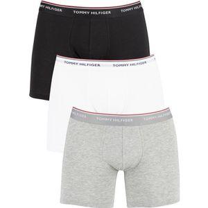 14236a76cf CEINTURE ET BOUCLE Tommy Hilfiger Homme Pack de 3 boxers Premium Esse ...