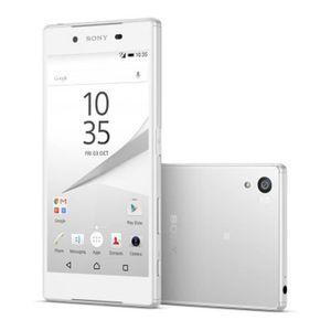 SMARTPHONE SONY Xperia Z5 Blanc 32 Go