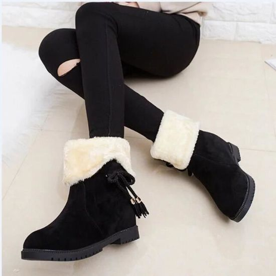 chaussures d'hivers femme bottines