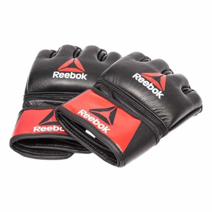 REEBOK Gants de combat MMA - Entraînement - Cuir