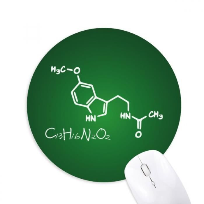 TAPIS DE SOURIS kowledge formule chimique structurale chimie jeu d