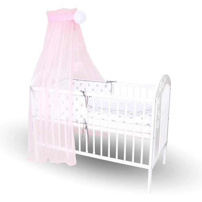 ciel de lit berceau achat vente pas cher. Black Bedroom Furniture Sets. Home Design Ideas