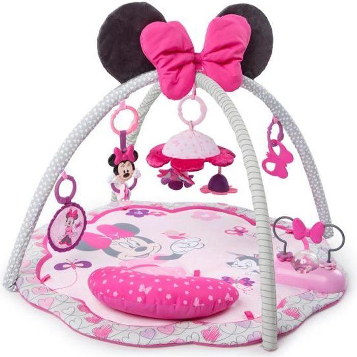 Minnie Tapis Deveil Garden Fun Disney Baby Achat Vente Tapis