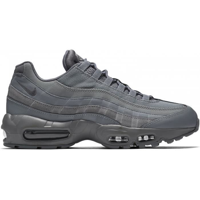 BASKET NIKE Baskets Air Max 95 - Homme - Gris