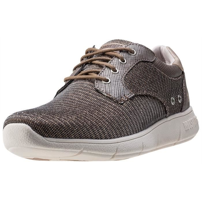 Mustang Metallic Sneaker Femmes Baskets Copper - 41 EU