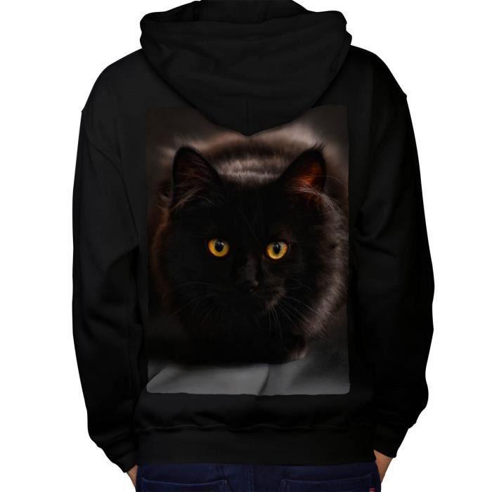 noir adulte chatte