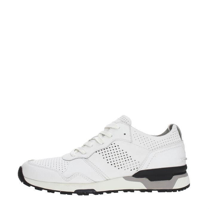 Crime Sneakers Homme WHITE, 45