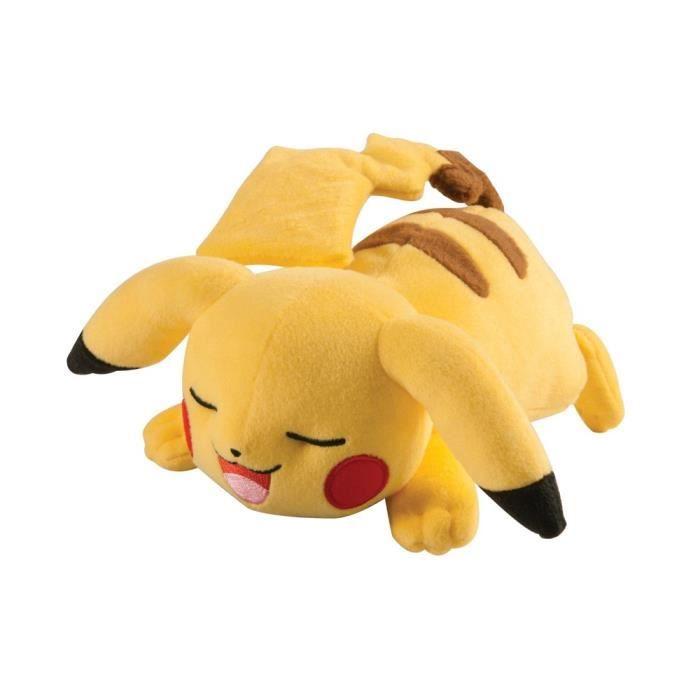 peluche pokemon pikachu achat vente jeux et jouets pas chers. Black Bedroom Furniture Sets. Home Design Ideas