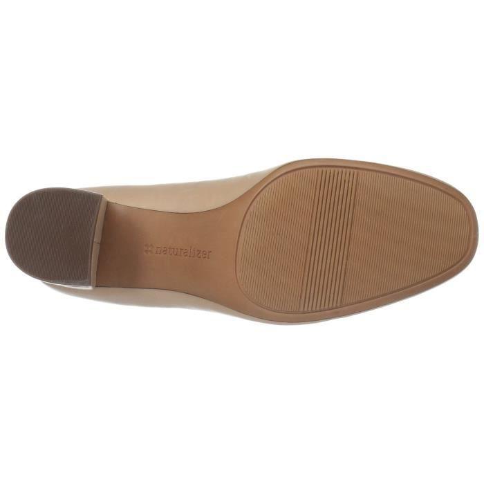 Naturalizer Pompe à chaussures à talons blancs YLKSD