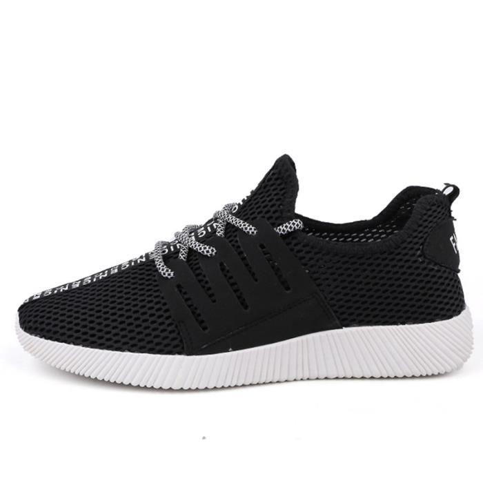 Chaussures De Sport Pour Femme en daim Textile De Course Populaire BSMG-XZ127Rouge39 nTBGaT5hp
