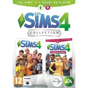 JEU PC Sims 4 + Extension Heure de Gloire Jeu PC
