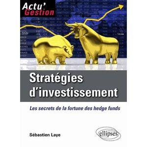 LIVRE ÉCONOMIE  Stratégies d'investissement