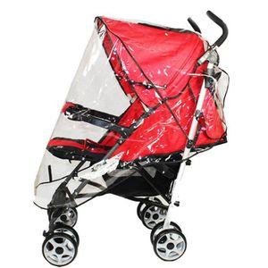 PARAPLUIE Enfants bébé fille poussette housse de pluie imper