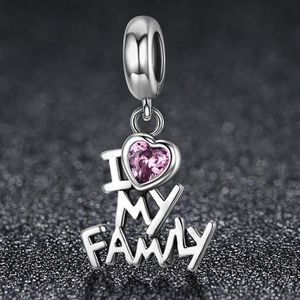 Charm's Charms Collections Sterling SIlver 925 famille Fem