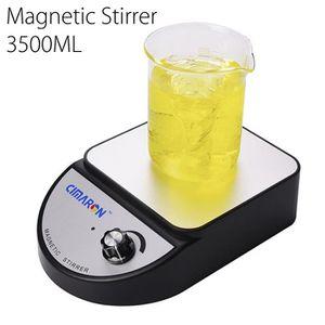 MALAXEUR - MÉLANGEUR 3500ml 100-240V Mélangeur Agitateur Magnétique Lab