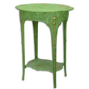 TABLE D'APPOINT Cette belle table d'appoint Art Nouveau donne à vo
