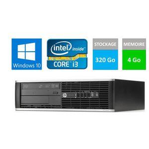UNITÉ CENTRALE  ORDINATEUR PC HP 6200 WINDOWS 10