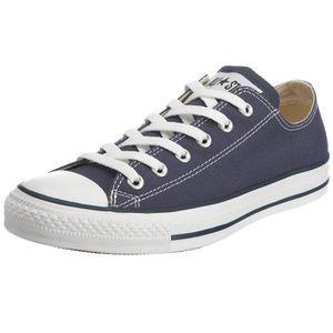 converse bleu gris