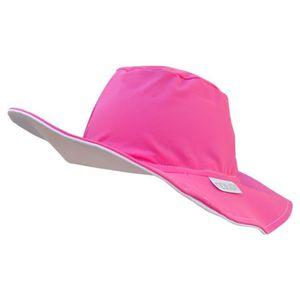 09d6ede02d747 FEDJOA - Chapeau anti-UV – Bébé – Fille - TIKI Rose - Achat / Vente ...