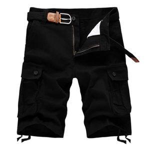 BERMUDA Bermuda Homme  Marque Luxe Cinquième Pantalon c...